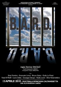 B.A.R.D. Un film di Denise Dacquì al cinema il 13 aprile 2018